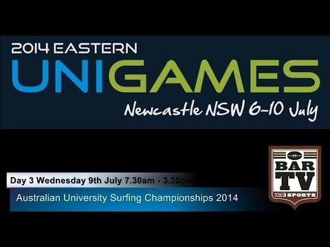 2014 Australian University Surfing Championship - Finals -