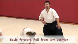 Aikido For Kids Learning To Fall And Roll Properly