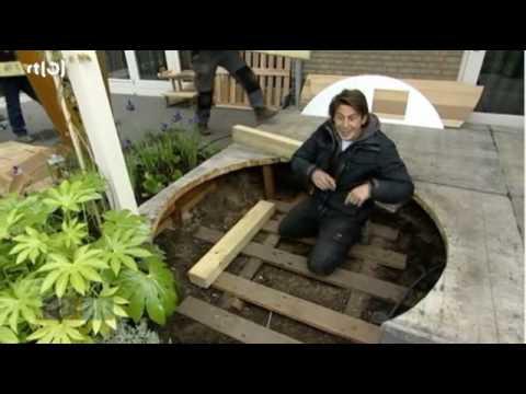 Eigen huis en tuin 30 5 2010 houtgestookt bad youtube - Outs zwembad in de tuin ...