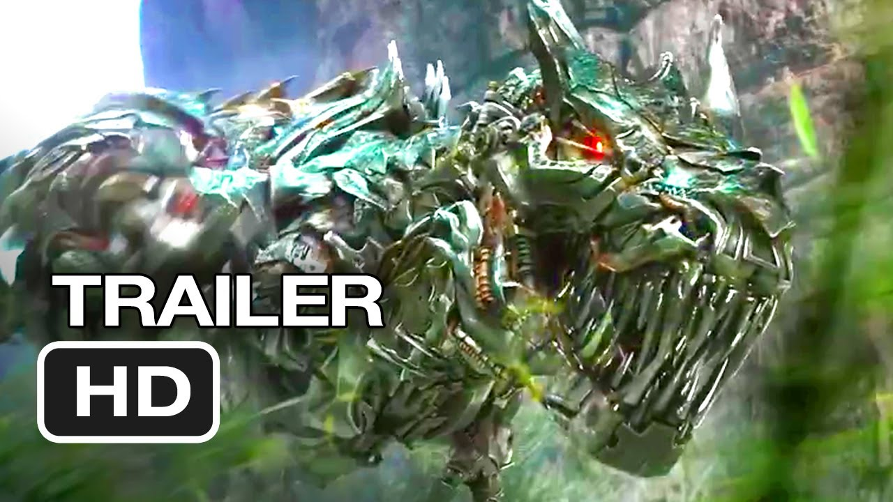A photo of Transformers: Age of Extinction Official Trailer #1 (2014) - Michael Bay Movie HD