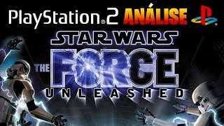 [Análise] Star Wars: The Force Unleashed PS2