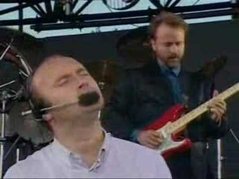 Phil Collins - In the air tonight (live)