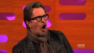 Gary Oldman on His Screaming Role in Call of Duty