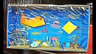 Diorama Marine Life