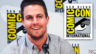 Arrow Season 3 Comic Con 2014 Panel Part 1
