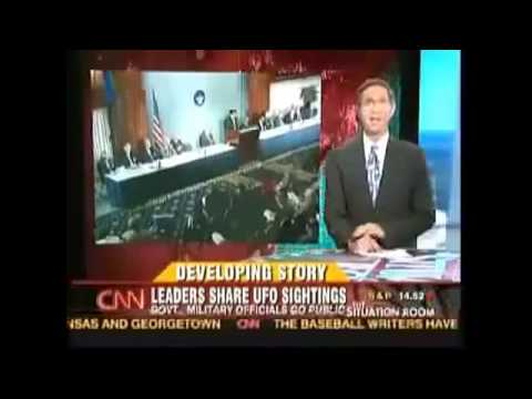 CNN Report UFO Truth Revealed By CIA,FBI & US Government UNBELIVEABLE!!!