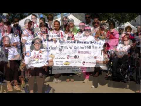 2013 Celebrity Walk 'n' Roll for FSH Muscular Dystrophy