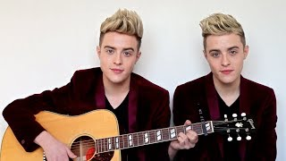One Direction Story Of My Life (Jedward Cover)