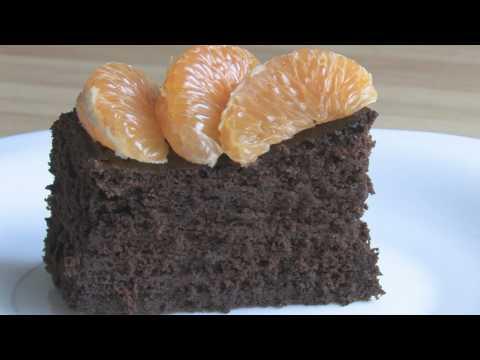 Простой рецепт приготовления шоколадного торта