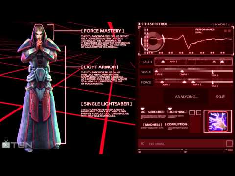 ★ Guides - Star Wars The Old Republic - Jedi Knight vs Sith Inquisitor!  - TGN.TV