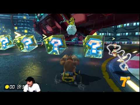 LETS PLAIE - Le 1er tournoi eSport de MARIO KART 8 Deluxe part2