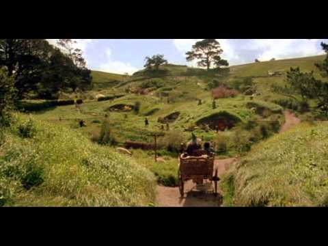 The Lord Of The Rings The Shire The Hobbit Youtube