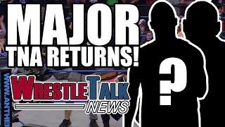 Wrestlemania 33 Plans Still Not Finalized! MAJOR TNA Returns! | WrestleTalk News Mar. 2017