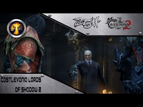 Castlevania Lords Of Shadow 2 # 25 (gameplay)
