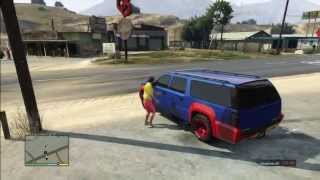 GTA 5 SPIDERMAN CHEAT CODE