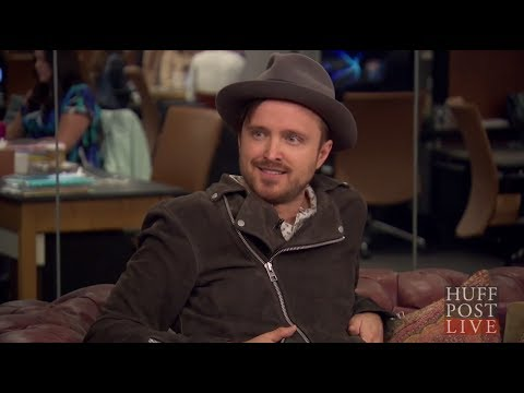 Aaron Paul Interview: