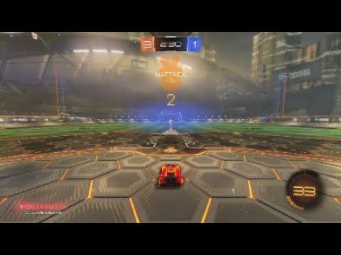 Rocket League skills