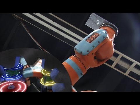Installing Our KUKA KR-350/1 Industrial Robot (Project Jeff)