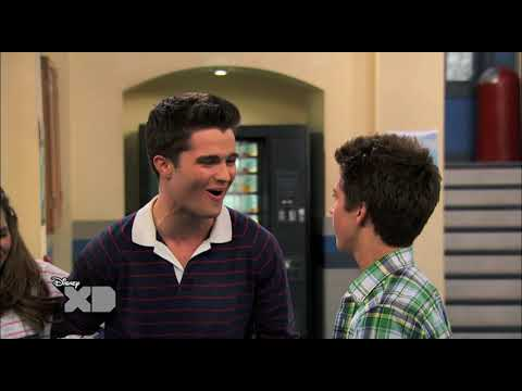 Lab Rats - 'Chip Switch'