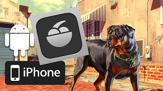 GTA 5 : Chop Avec L'app IFruit