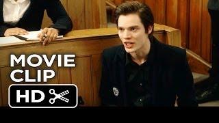 Vampire Academy Movie CLIP Class Disturbance (2014