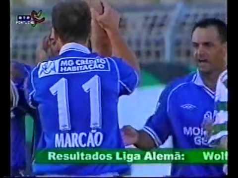 02J :: Belenenses - 3 x Sporting - 0 de 2001/2002