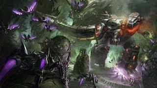 Transformers: Fall Of Cybertron Grimlock & Dinobots