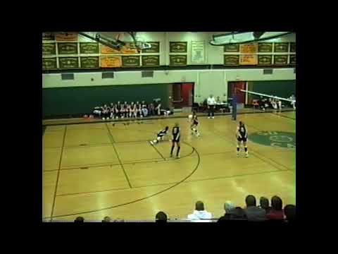 NAC - NCCS Volleyball  1-30-07