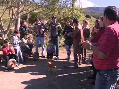 Reportagem do Jornal do Almoço contando a história do vídeo