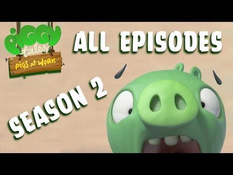 Angry Birds - Piggy Tales - druhá sezóna