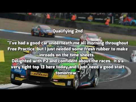 Turkington´s 2013 BTCC Campaign - Knockhill