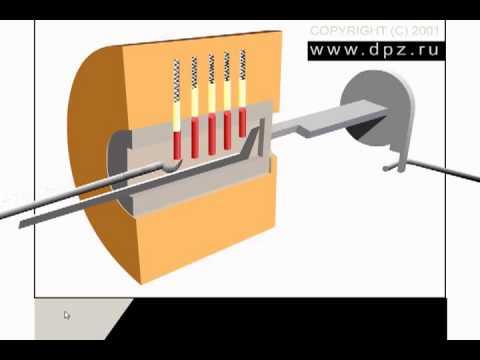 Как сделать отмычку для цилиндрового замка