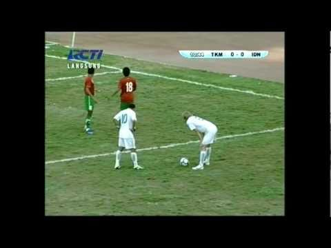 Turkmenistan 1--1 Indonesia (Goals) (2014 FIFA World Cup Qualifier)