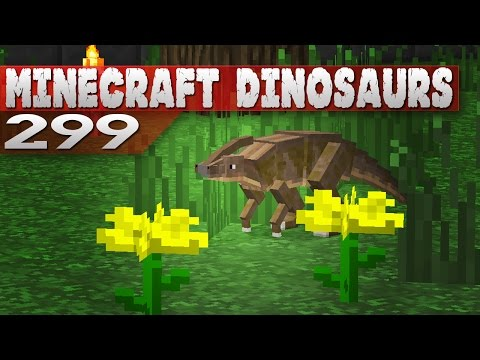 Minecraft Dinosaurs! || 299 || If I had a hadrosaur
