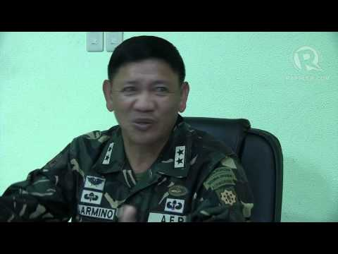 Task Force Yolanda chief: 'It's man versus nature'