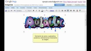 Curso de Google Docs. Parte 8