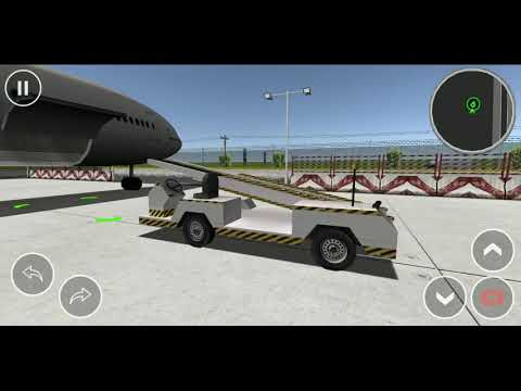 Drive Simulator   Drive At The Airport 🛫 #9   Android Video Game Play