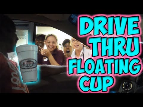 Drive Thru Floating Cup (Original)