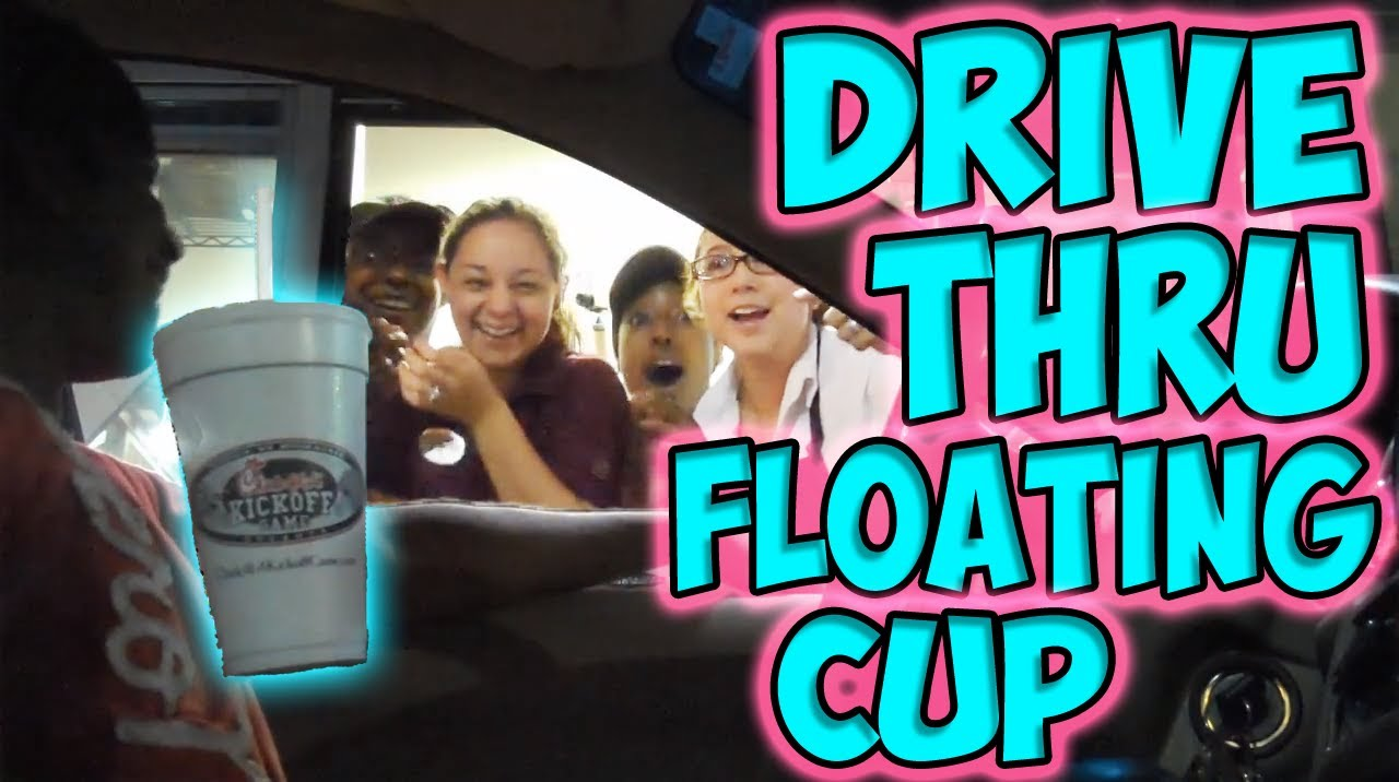 Drive Thru Invisible Driver Prank Part 2
