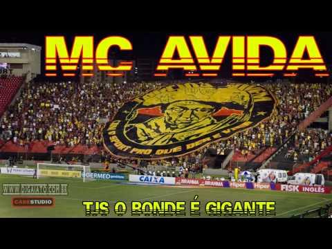BONDE  GIGANTE - DJGAIATO-MC AVIDA • CASESTUDIO • TORCIDA JOVEM DO SPORT