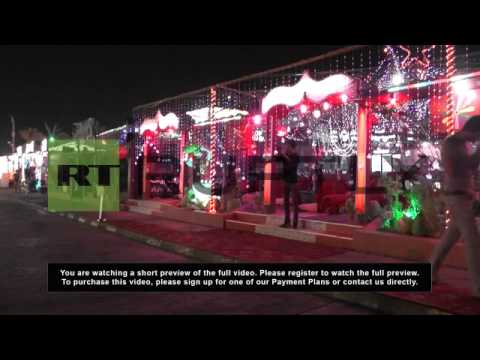 Egypt: Unrest leaves Sharm's typically bustling broadwalk deserted