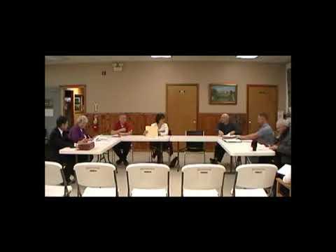 Altona Town Board Meeting 3-11-13
