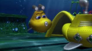 Potápěj sa Olly - Strašidelný lodní vrak