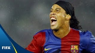 Club Classic: Four of the best for Barcelona