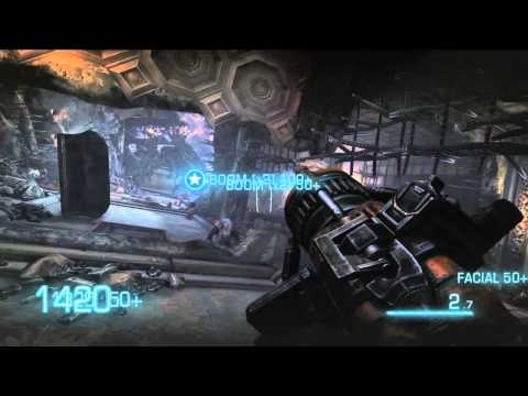 Bulletstorm TGS 2010 Demo Commentary