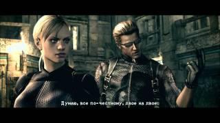 [Coop] Resident Evil 5 - Серия 15: Лизуны, или вот так встреча...