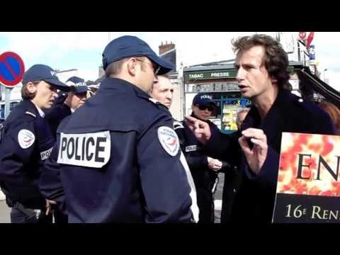 Manifestation RDV de l'Histoire - Incident avec un pro LGBT 1/2