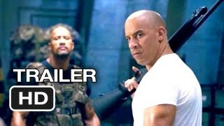 Fast & Furious 6 Official Final Trailer (2013) Vin