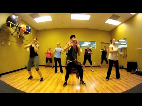 A Little Party Never Killed Nobody - Fergie Zumba with Mallory HotMess