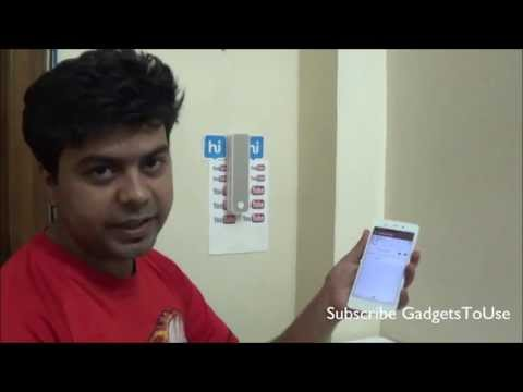 Gionee Elife E6 Smart Gestures Features Review and How To Use